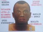 Divulgada nova imagem de suspeito de tentativa de estupro em São Luís