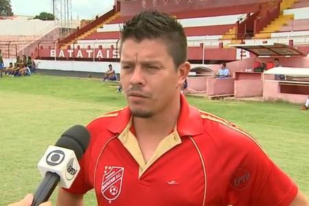 Adriano Kanaã Técnico Batatais (Foto: Reprodução/EPTV)
