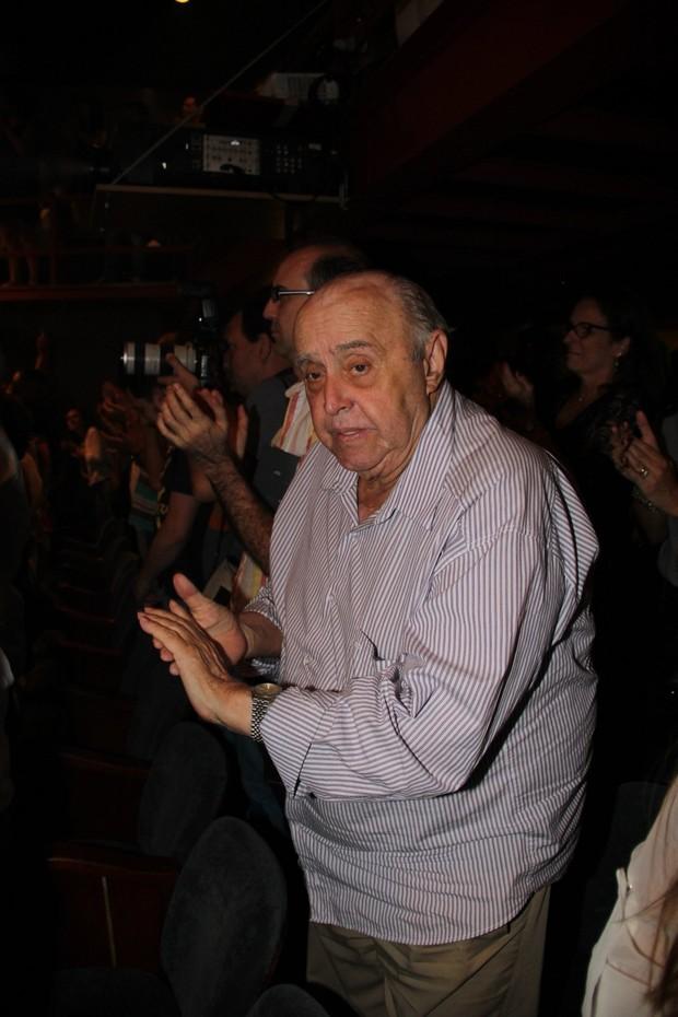 Mauro Mendonça, (Foto: Marcello Sá Barretto/AgNews)