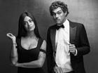 Aline Riscado e Felipe Roque em comédia (divulgação)