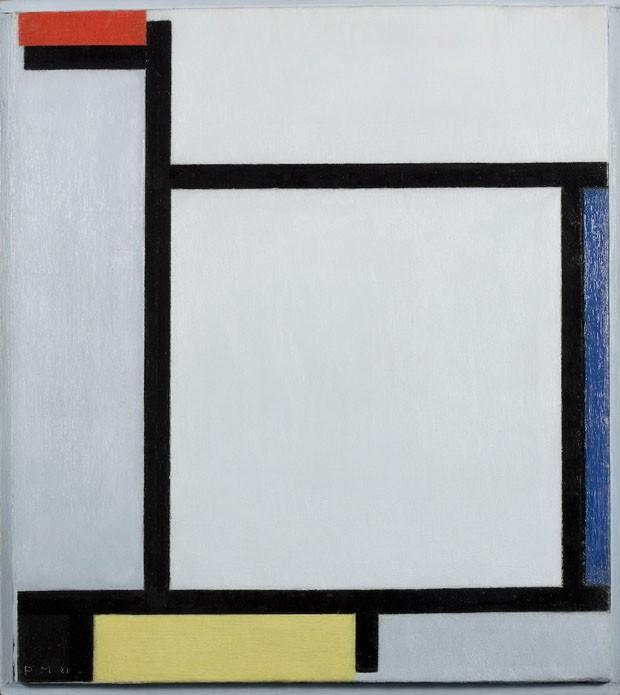 Piet Mondrian ganha exposição no Rio de Janeiro (Foto: Divulgação)