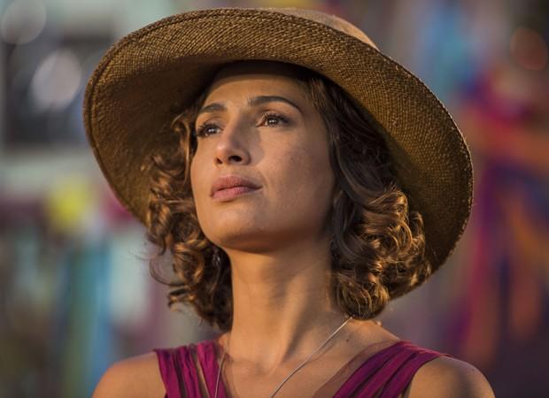 Camila Pitanga interpreta a mocinha Tereza em 'Velho Chico' (Foto: Divulgação/TV Globo)
