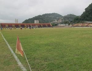 Jabaquara Estádio Espanha (Foto: Bruno Gutierrez)