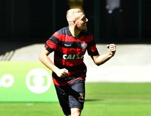 Uillian Correia Palmeiras Vitória (Foto: Marcos Ribolli)