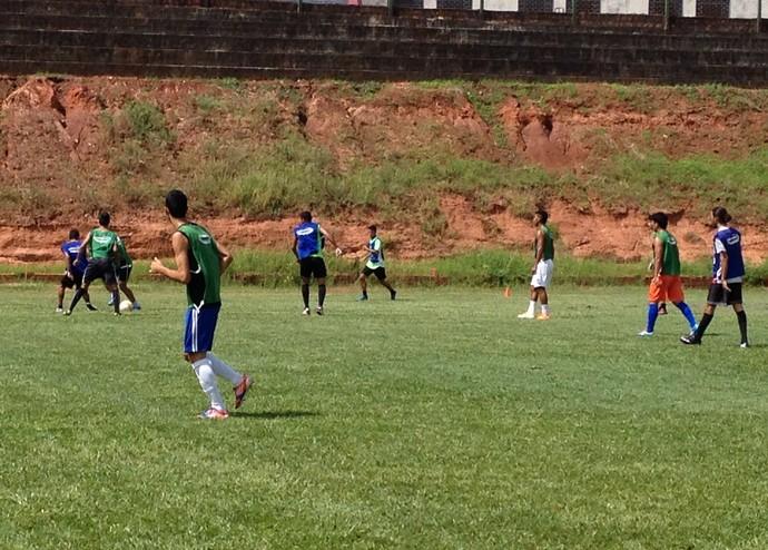PPFC reapresentação (Foto: Ronaldo Nascimento / Globoesporte.com)