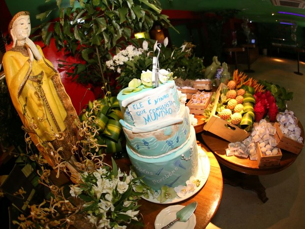 Aniversário de Márcio Victor em Salvador, na Bahia (Foto: Sercio Freitas/ Divulgação)