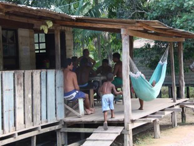 Comunidades quilombolas: grupos étnicos com práticas culturais próprias e direito à terra (Foto:  Foto: Helena Palmquist/MPF-PA)
