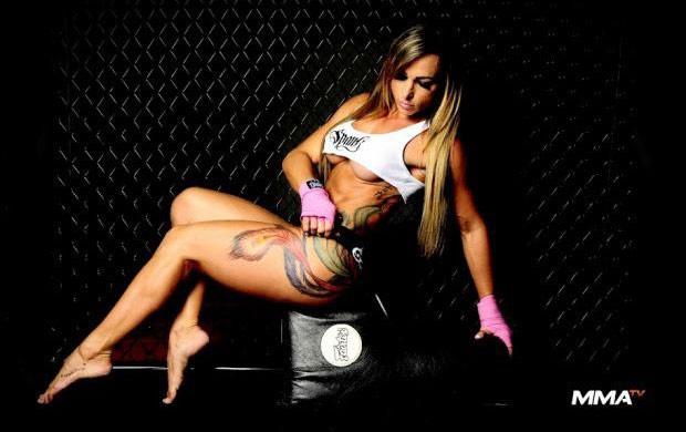 Geisa Vitorino, IFBB (Foto: Reprodução / Facebook)