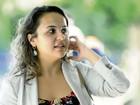 Amanda é candidata do PSDB à prefeitura de Presidente Kennedy