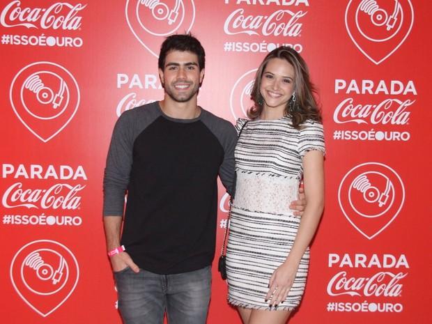 Juliano Laham e Juliana Paiva em festa no Rio (Foto: Thyago Andrade/ Brazil News)