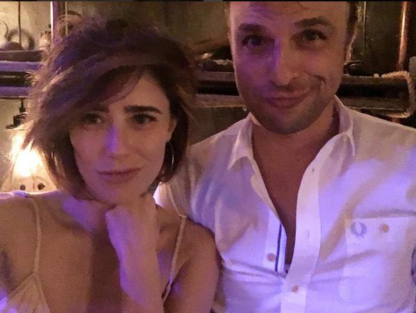 Fernanda Vasconcellos e Cássio Reis (Foto: Reprodução/Instagram)