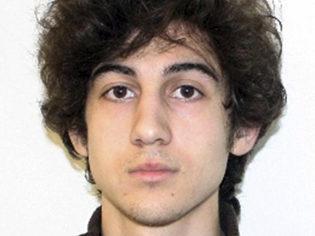 Dzhokhar Tsarnaev pode ser condenado à morte (Foto: AP/FBI)