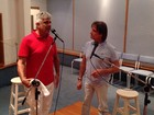 Depois de Anitta, Lulu Santos ensaia com Roberto Carlos