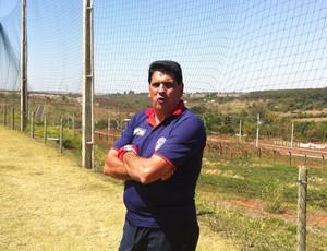 Luís Eduardo, técnico, Portal, rei do acesso (Foto: Gullit Pacielle)
