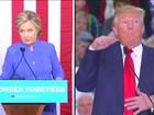 Eleição americana teve bate-boca, acusações e grandes polêmicas