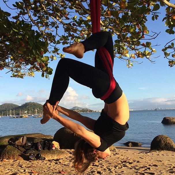 ioga2 (Foto: Reprodução/Instagram)