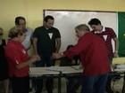 Fernando Henrique Cardoso vota em SP