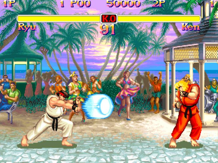 Super Street Fighter 2 (Foto: Divulgação/Capcom)