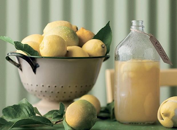 Xarope de limão (Foto: Great Stock!)