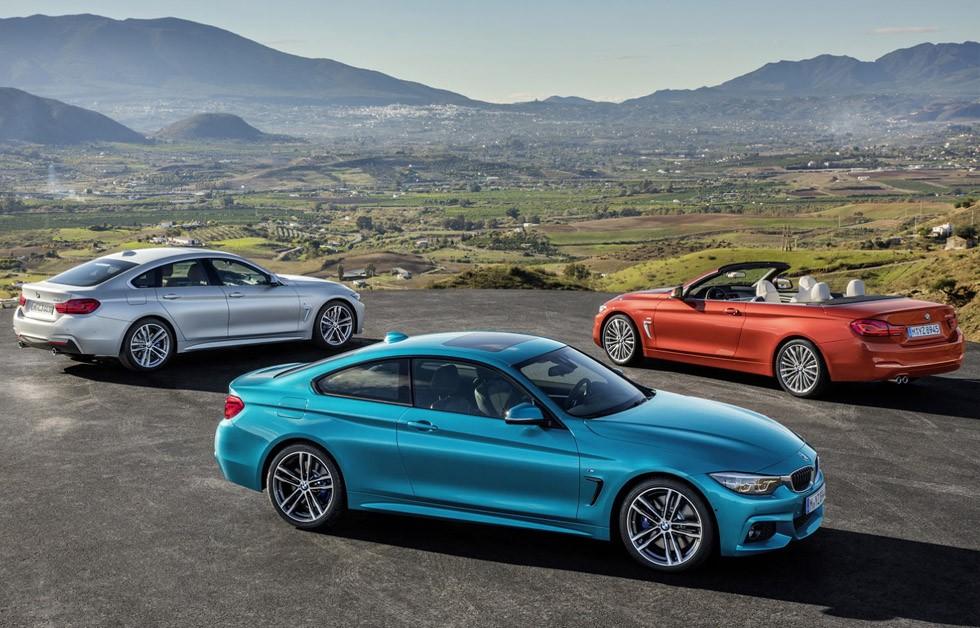 Com mudanças sutis, BMW Série 4 é reestilizado