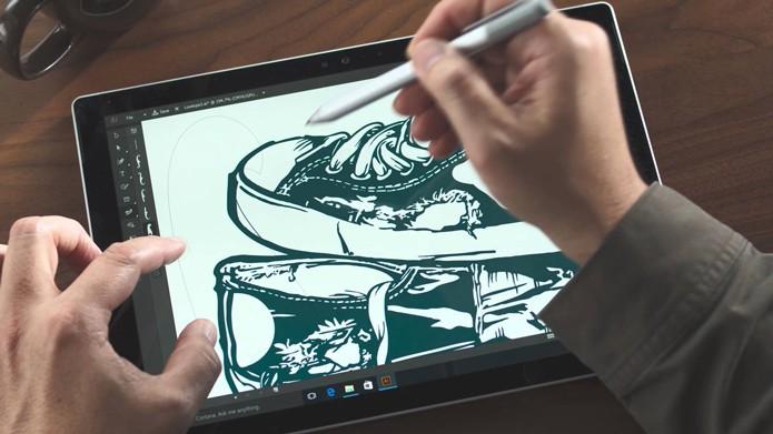 Lista de aplicativos para o Microsoft Ink (Foto: Divulgação/Microsoft)