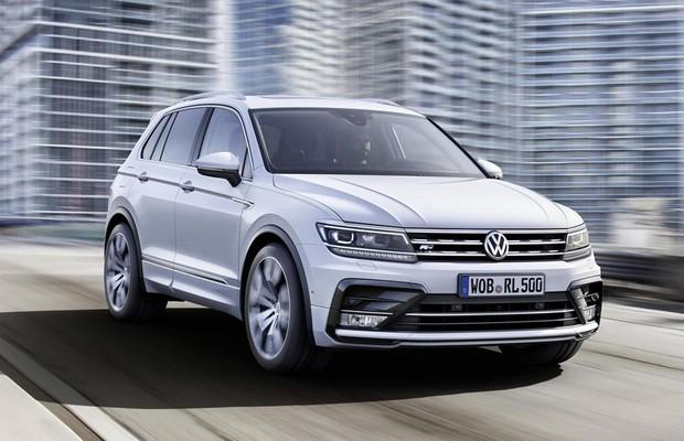Novo Volkswagen Tiguan (Foto: Divulgação)