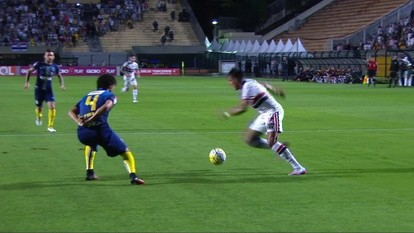 Melhores momentos de São Paulo 0 x 1 Santos pela 30ª rodada do Brasileirão 2016