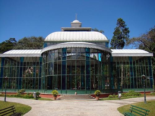 O Palácio de Cristal será palco do evento que tem apoio da Inter TV RJ (Foto: Andreia Constâncio)