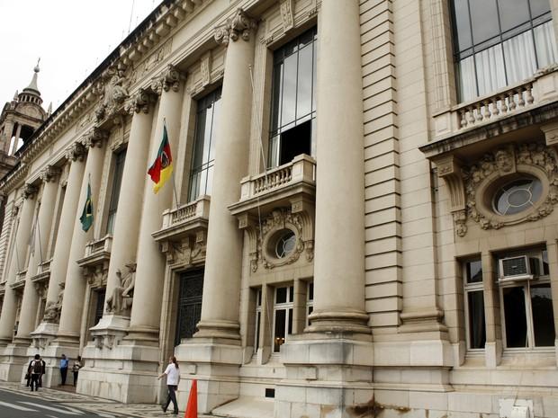 Palácio Piratini RS (Foto: Rafael Cabeleira/Divulgação)