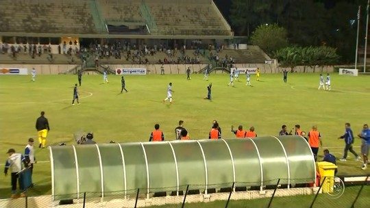 Cavalo marca dois, São Bento vence Macaé e assume liderança do Grupo B na Série C
