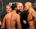 Curtinhas: UFC confirma trilogia entre Robbie Lawler e Johny Hendricks