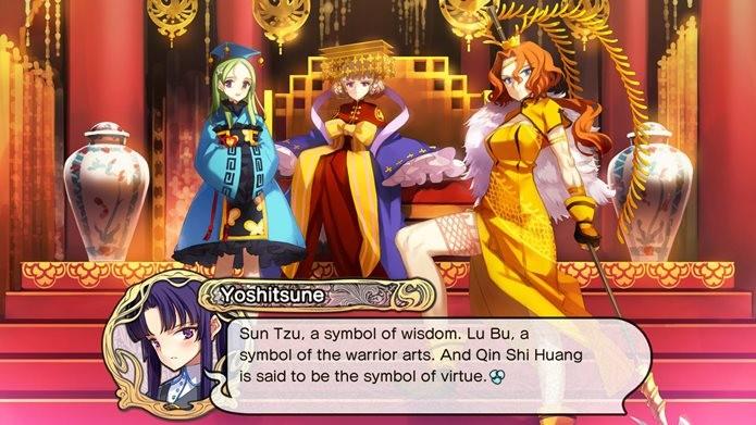 Eiyuu Senki: The World Conquest game é a sequência menos obscena de jogo hentai lançado para PCs no Japão (Foto: Divulgação / MAGES)