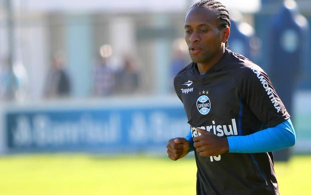 Zé Roberto mudou visual no Grêmio (Foto: Lucas Uebel/Grêmio FBPA)