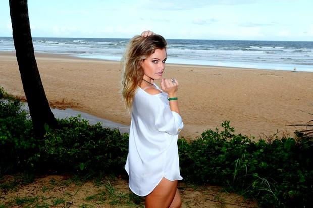 Natalia Casassola  (Foto: Roberto Teixeira / EGO)