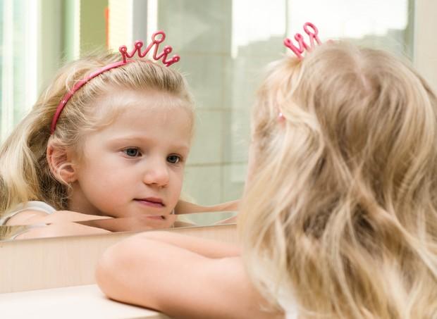 Meninas já se sentem pressionadas por um corpo perfeito desde os 7 anos (Foto: Thinkstock)