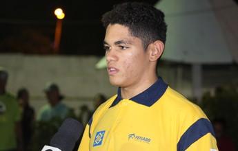 Eduarda e Caio Silvestre quebram recordes no Raul Feitosa de natação