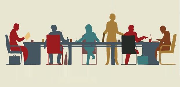 Reunião, encontro (Foto: Shutterstock)