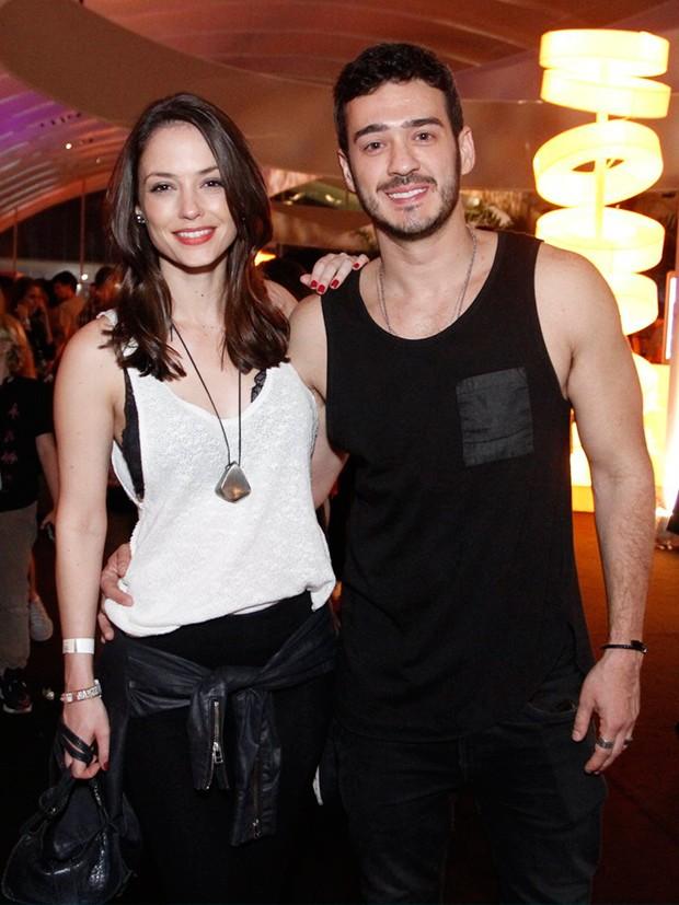 Marcos Veras e Rosanne Mulholland (Foto: Thyago Andrade/ BrazilNews)