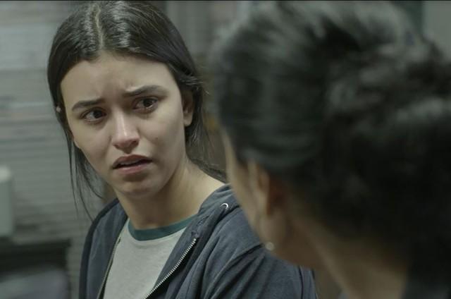 Talita Younan em cena de 'Malhação' (Foto: Reprodução)