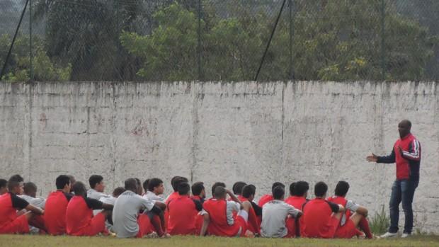 treino união mogi 11.07  II (Foto: Rodrigo Mariano)