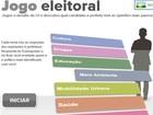 Jogo do G1 apresenta propostas dos candidatos de Montes Claros