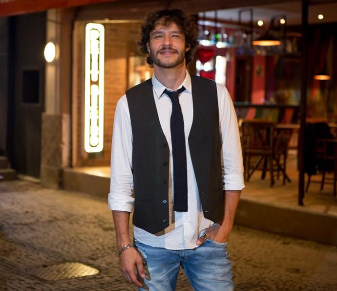 Nando Rodrigues interpreta o publicitário Henrique (Foto: Fabiano Battaglin/Gshow)