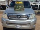 Veículo roubado é recuperado na fronteira de MT com a Bolívia