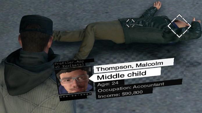 Cidadão de Watch Dogs relembra série Malcolm dos anos 2000 (Foto: Kotaku)