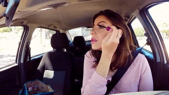 Campanha por mais atenção no trânsito é exibida na TV Fronteira