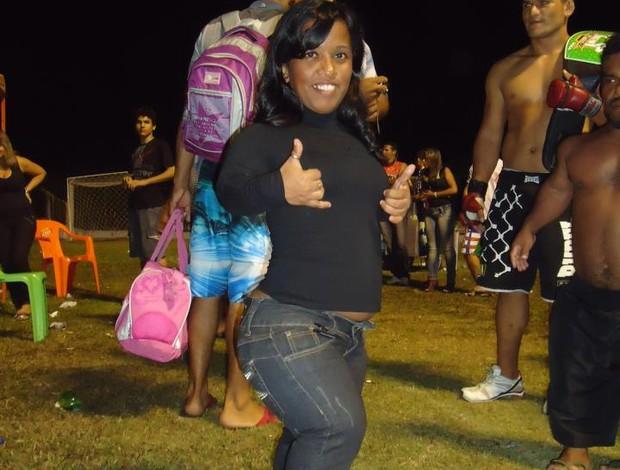 Evento também terá uma Ring Girl como atração (Foto: Divulgação / Ascom)