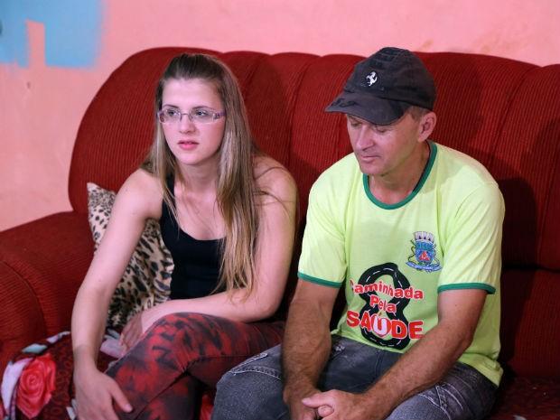 Beatriz e Francisco aproveitam para recuperar o tempo perdido (Foto: João Paulo Triches/ Divulgação Copacol)