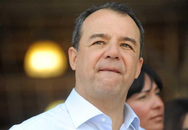 O ex-governador do Rio Sérgio Cabral (Foto: Tânia Rêgo/Agência Brasil)
