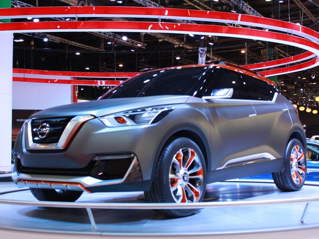 Nissan Kicks (Foto: Rafael Miotto/G1)