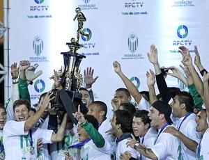 Coritiba, Taça de Campeão (Foto: Heuler Andrey / Agência Estado)